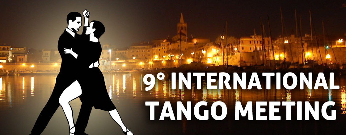 9° International Tango Meeting 2017 Alghero